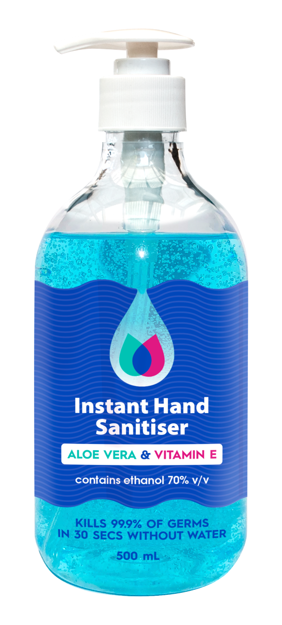 thumbnail_Blue_Clear_Handsanitiser_Bottle_03d