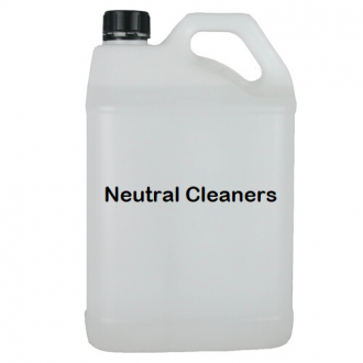 Neutral Cleaners