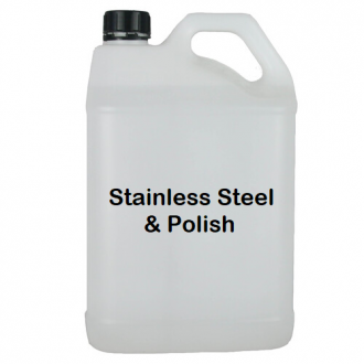 Stainless Steel & Polish